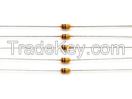 High Quality Color Code Axial Ceramic Capacitor
