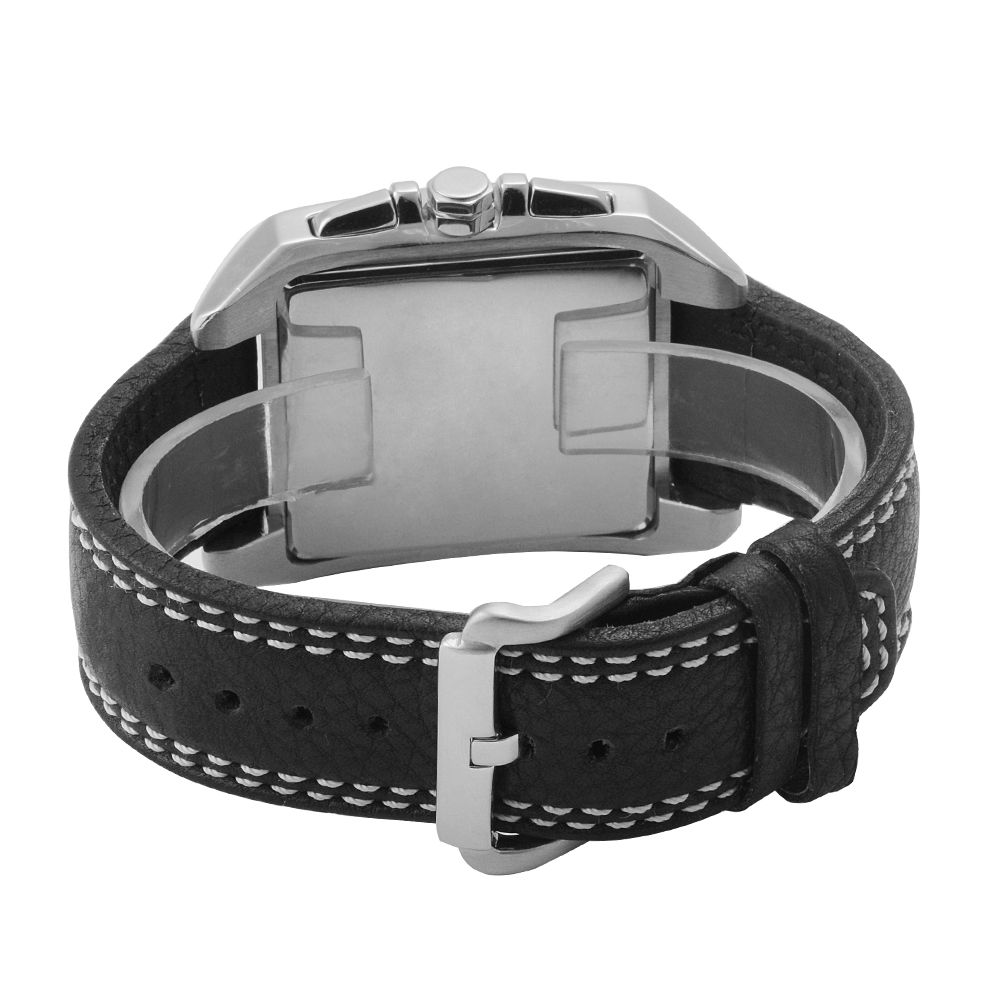Charm Business Gift Day Date Water Proof Metal Stainless Steel Watch