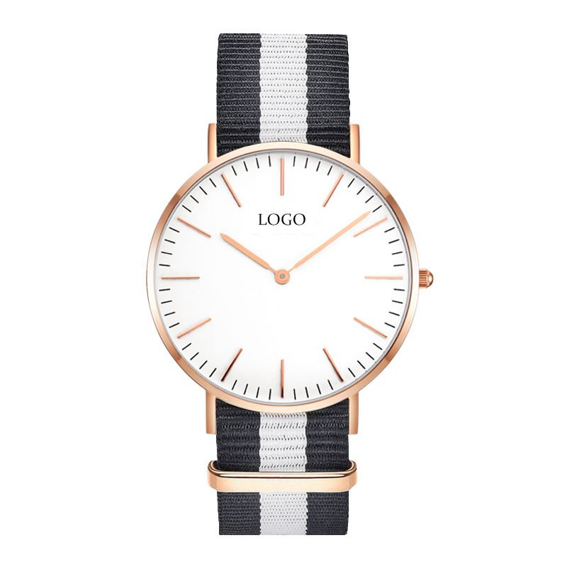 Customize Cheap High Quality Minimalist DW Simple Style Watch Private Lable Custom Logo Men Wristwatches