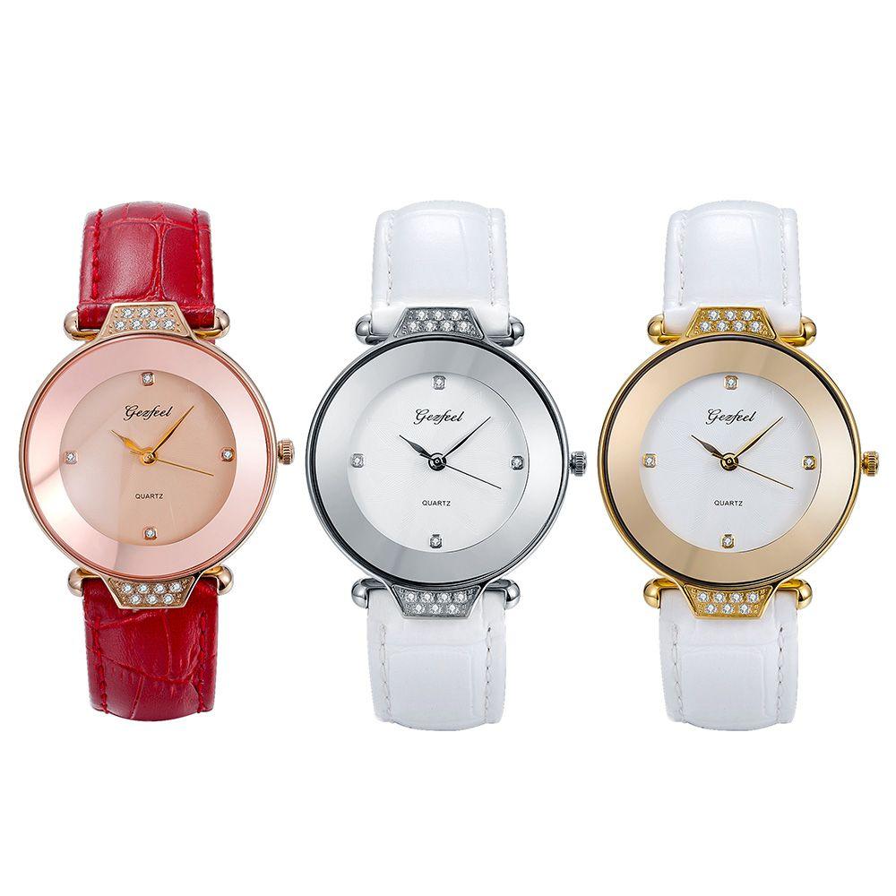 Fashion ladies wrist watch with Japan movement IP rose gold women watch