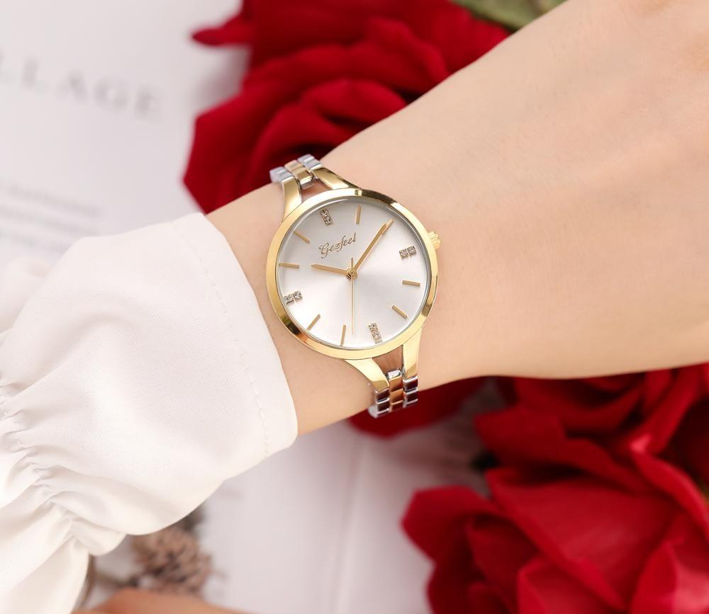New Fancy Minimalist Ladies Watch Custom Japan Movt Water Resistant Women Watch