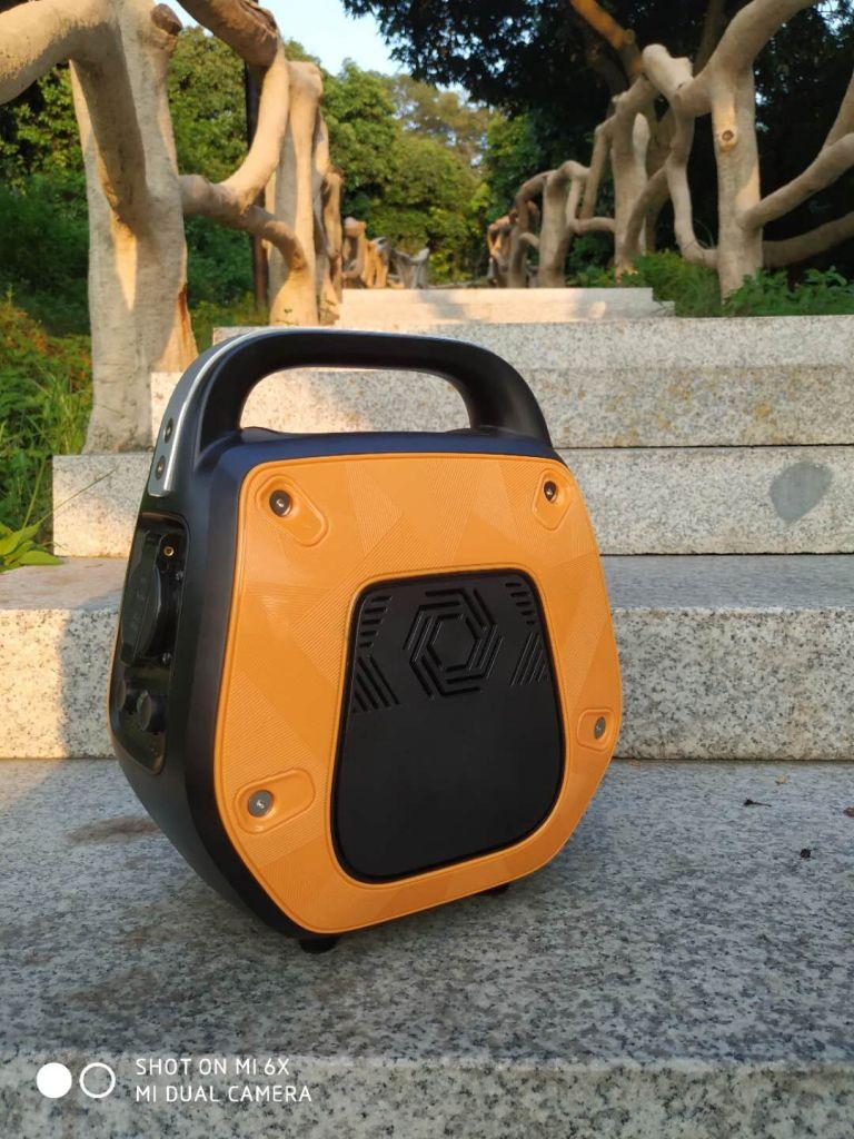 300W portable solar generator camping backup power emergency off grid solar system
