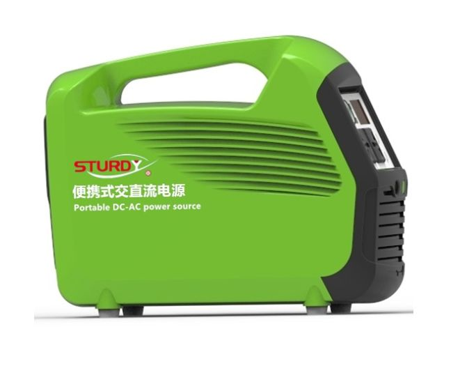 Portable Solar Generator,500W Output and 500WH capacity, can be used in Camping,home outage,Emergency situations