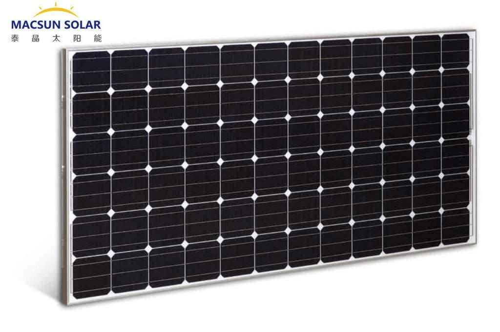 320W 60-Cell Mono PERC Double Glass Solar Module