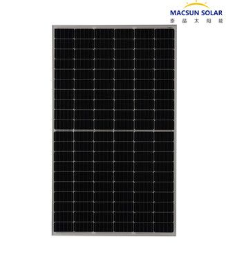 375W 72 cell mono perc solar module