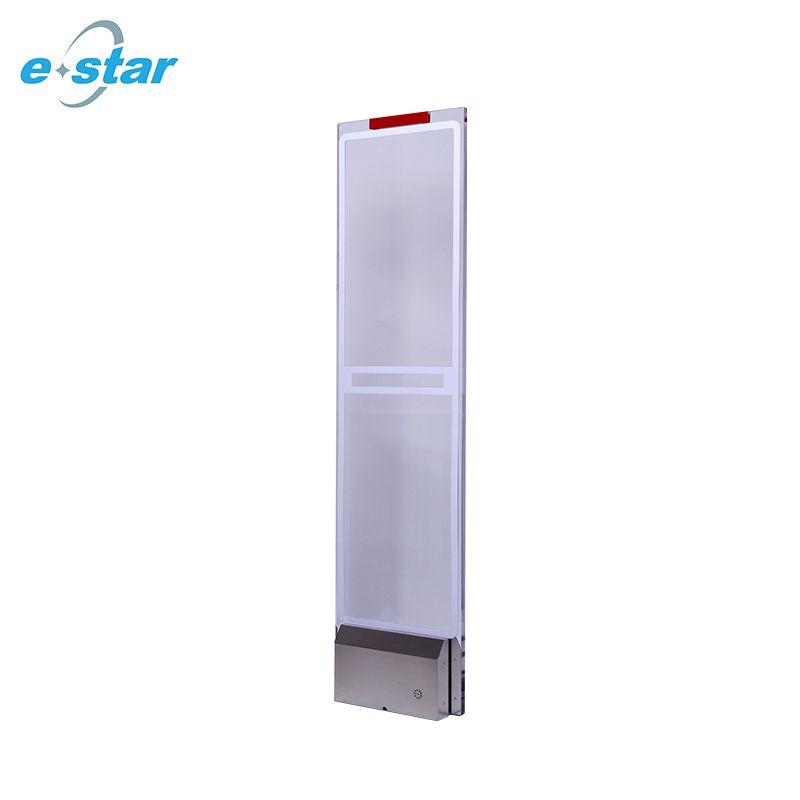 EAS AM Acrylic 58KHz 50cm wide anti-theft retail security System alarm system gate for closing shop