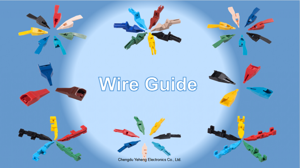 Wire Guide, Bonding Cutter, Bonding Wedge, Clamp Finger