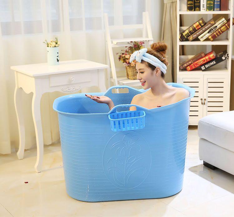 PP plastic large bathtub cheap bathtub
