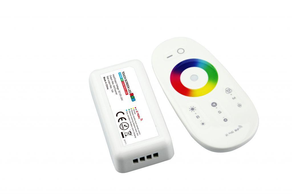 2.4G LED RGB Control System