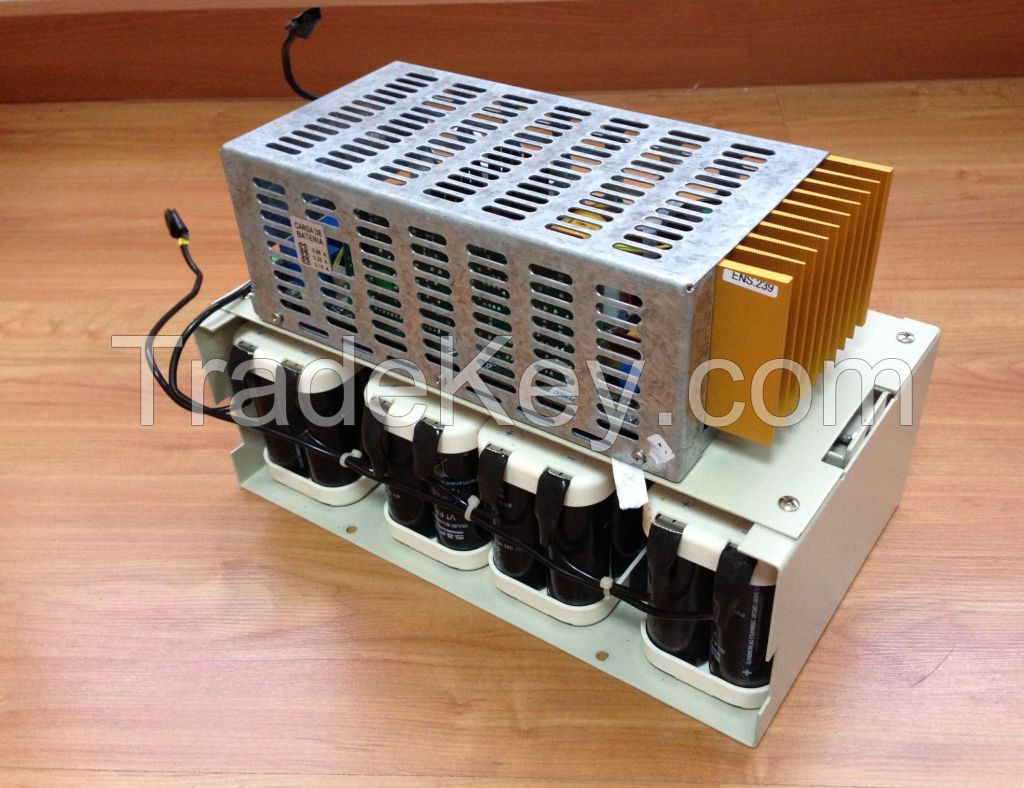 Rectifier battery charger from Zigor, TPS 120