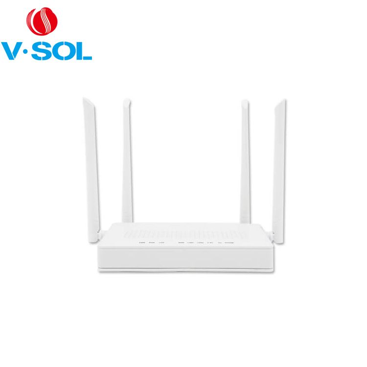 2019 High quality 2GE+1POTS+ac WIFI ONU Compatible with mainstream third party olt