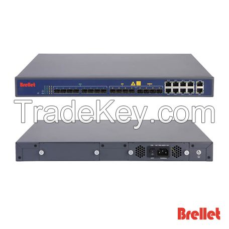 BL-GE6500B EPON OLT for FTTx Project Brellet