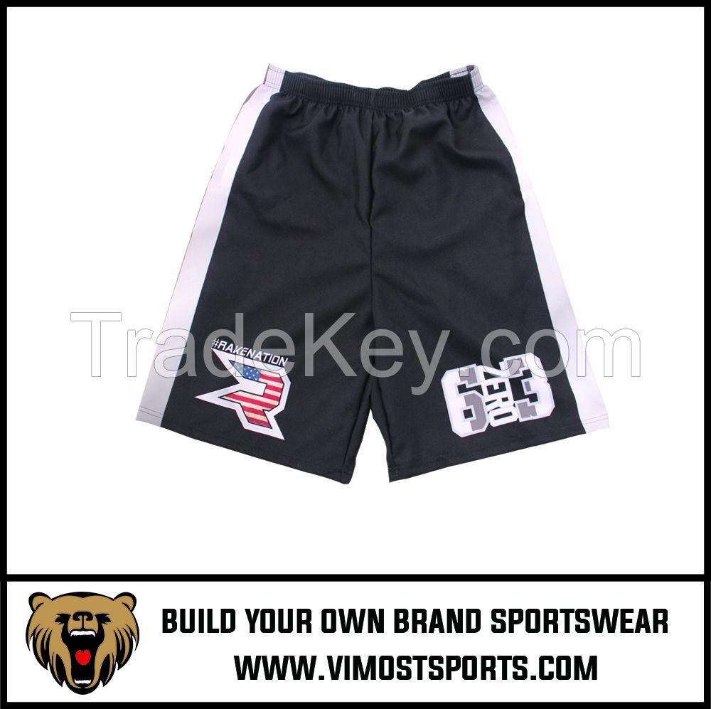 Custom Sublimation Men's Soccer short