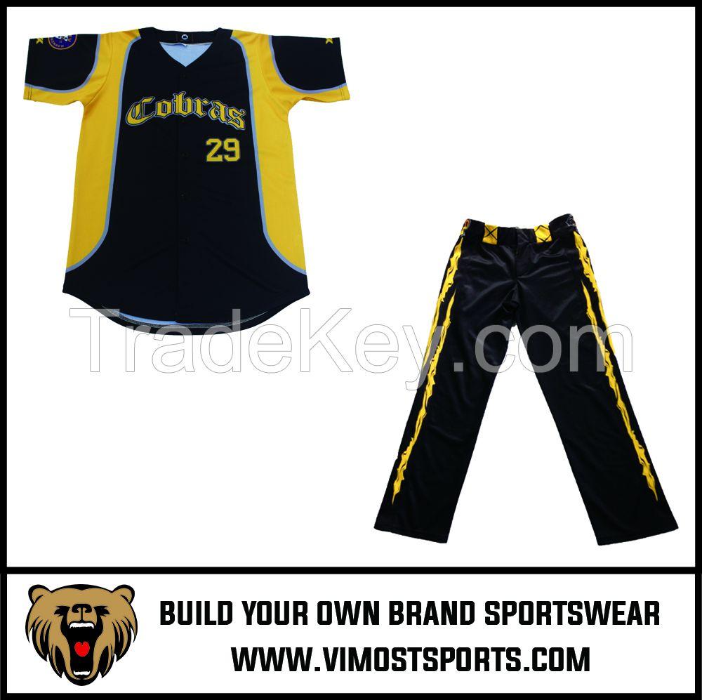 Fashion Baseball Wear