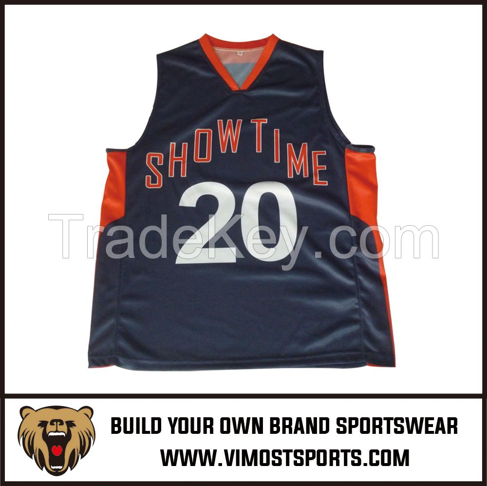 New Style Basketball Shirts