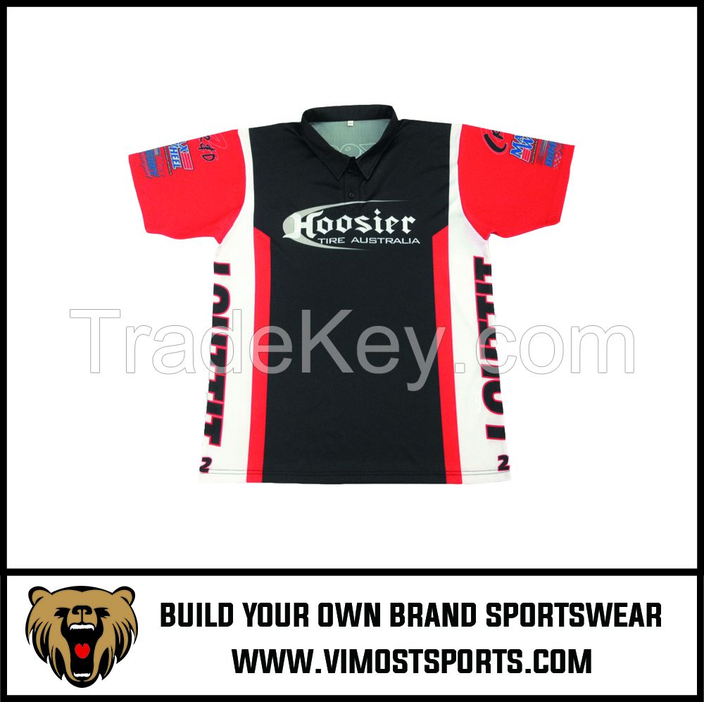 Racing Pit Crew Shirts
