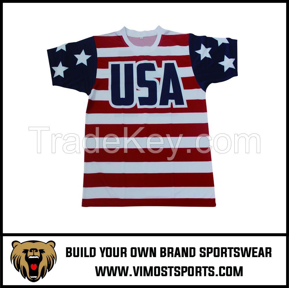 Custom Men Soccer Jersey Breathable