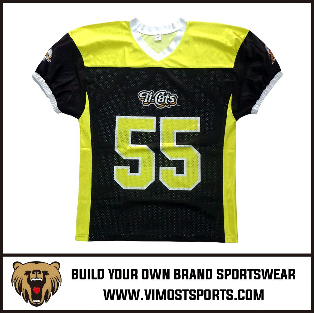 Professional Custom American football Uniforms