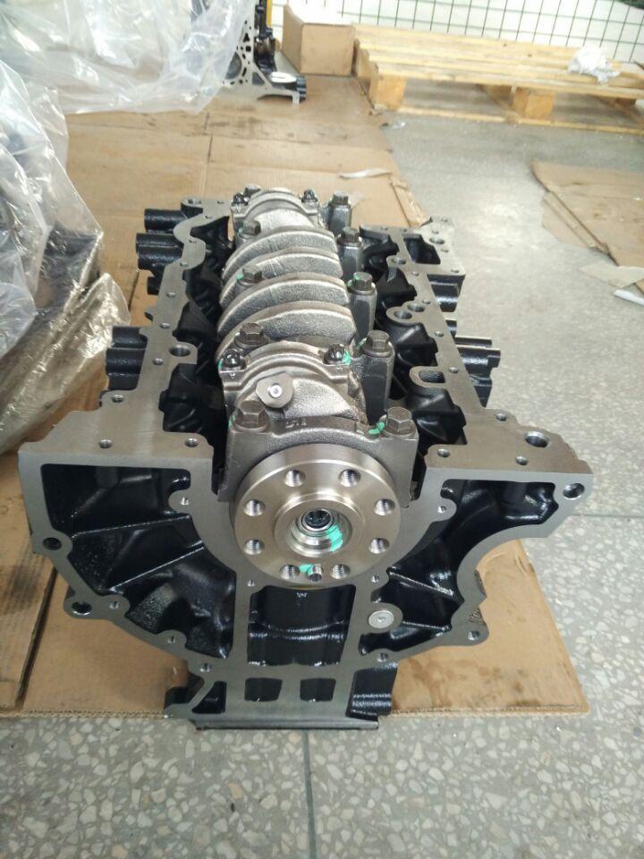 Ford Transit original cylinder block PUMA, 115PS, 140PS, 6C1Q6011EB, 7C1Q6011CA JMC original parts