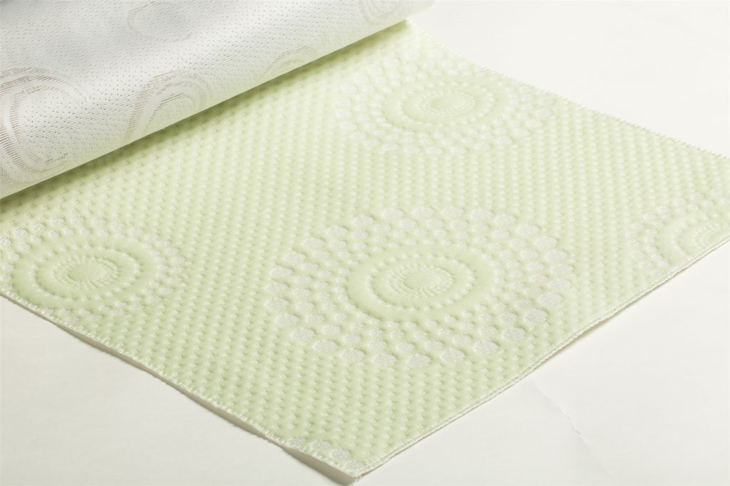2020 promotion high quality 100% polyester  knitting fabric for mattress