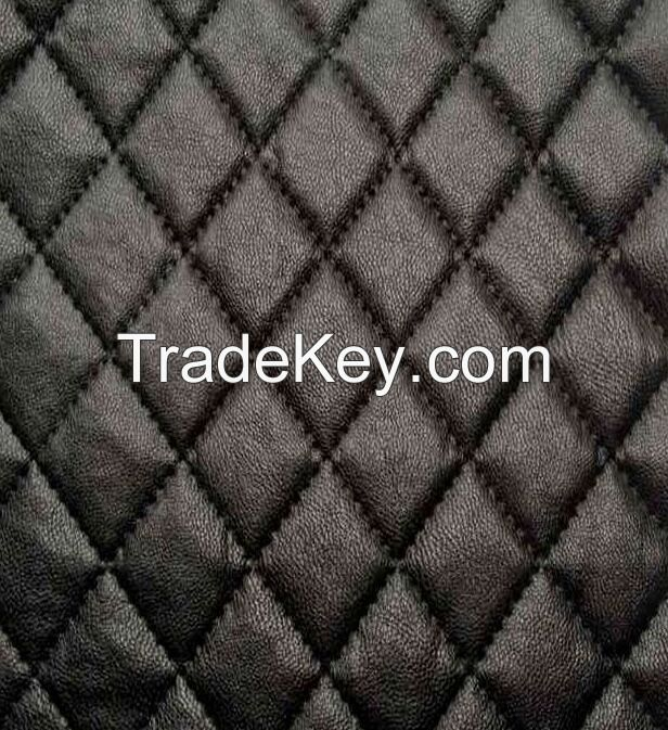 EMBROIDERY PVC LEATHER FOR DOOR DECOARATION WALL DECOARATION CAR CUSHION