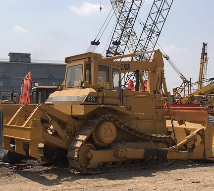 used caterpillar Crawler BulldozerD7G/D7R /D5M/D5G used Bulldozers for sale
