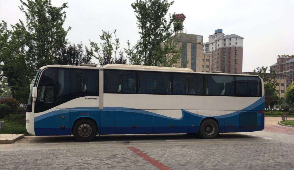 China used luxury Higer used City  Bus