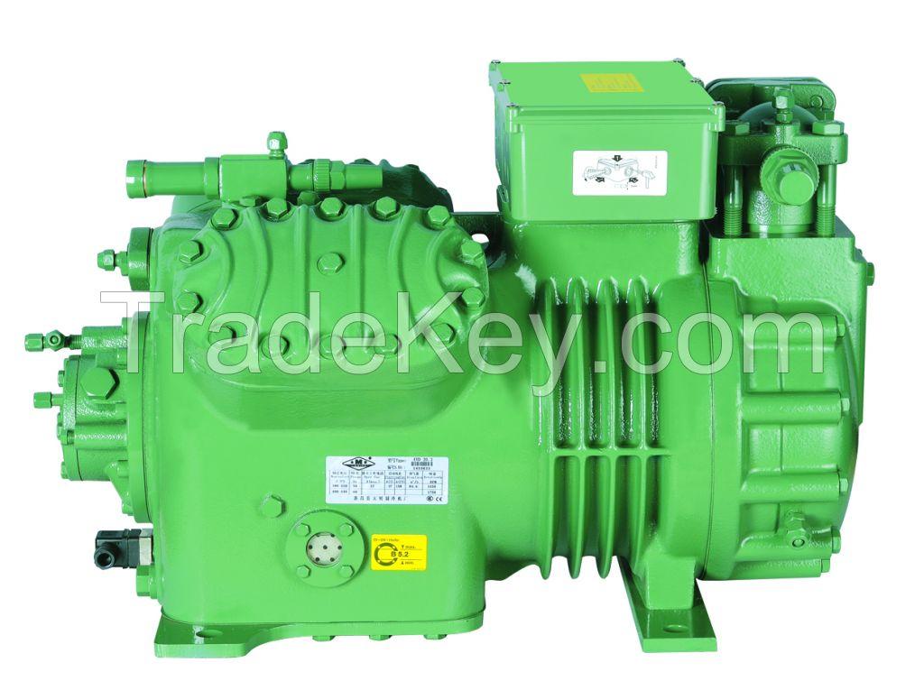 semi hermetic reciprocating compressor