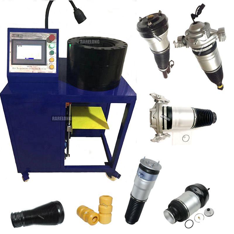 air Suspension repair kit Hydraulic Crimping Machine for mercedes audi Panamera VW Sport air shock absorber