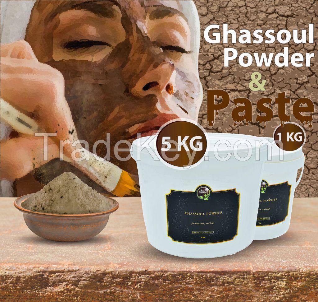 Moroccan GHassoul Wholesale
