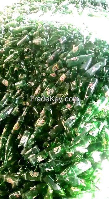 Broken Glass Cullet