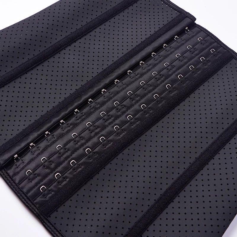 New product waist slimming belt breathable waist trainer sexy underwear corset