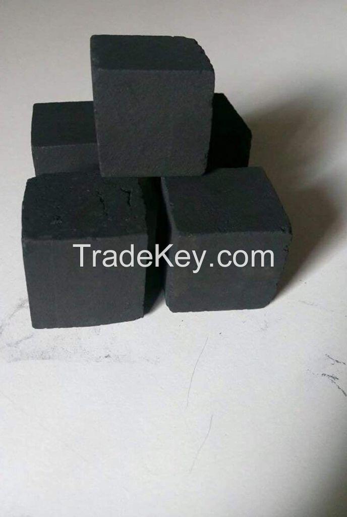 Pure Premium Choice 100% Coconut Shell Charcoal Briquettes for Hookah