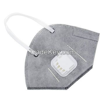 Guangzhou Factory Wholesale Filter Dust Protective Face Cover N95 N99 Breathing Nose Dust Mask