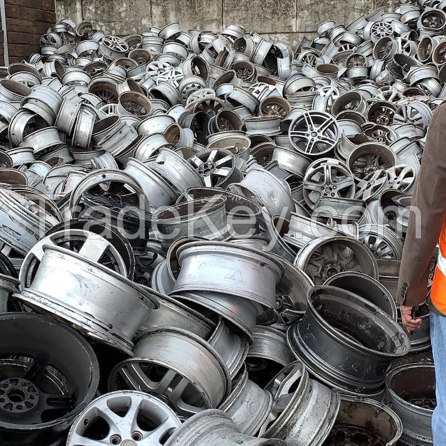 Premium Quality Aluminium Scrap Rim / Aluminum Wheel