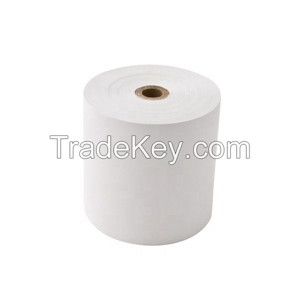 Cheap price thermal receipt copy paper roll offset printing thermal paper