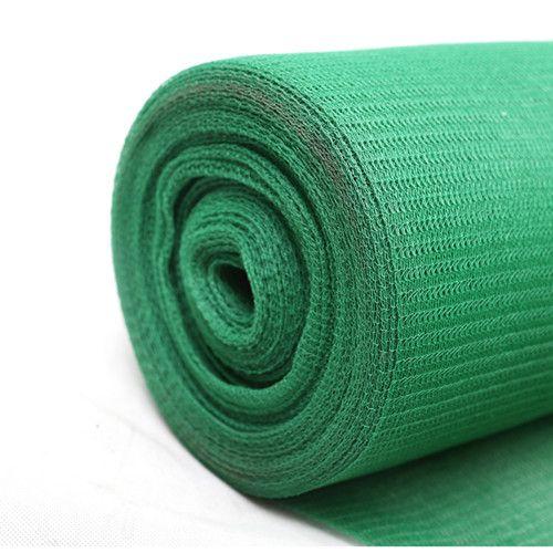 Green color 100% new virgin HDPE scaffolding net