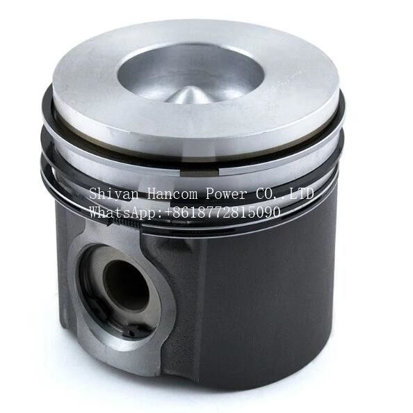 Genuine 6CT ISC QSC8.3 piston kit 3802263 3917707