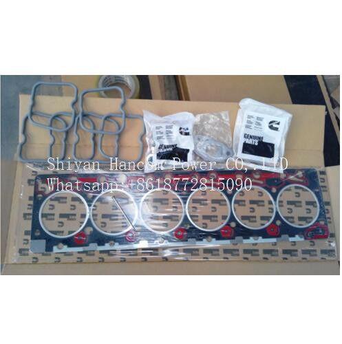 4089649 3804897 Fit For Cummins 6BT 5.9L Top Upper Complete Gasket Set
