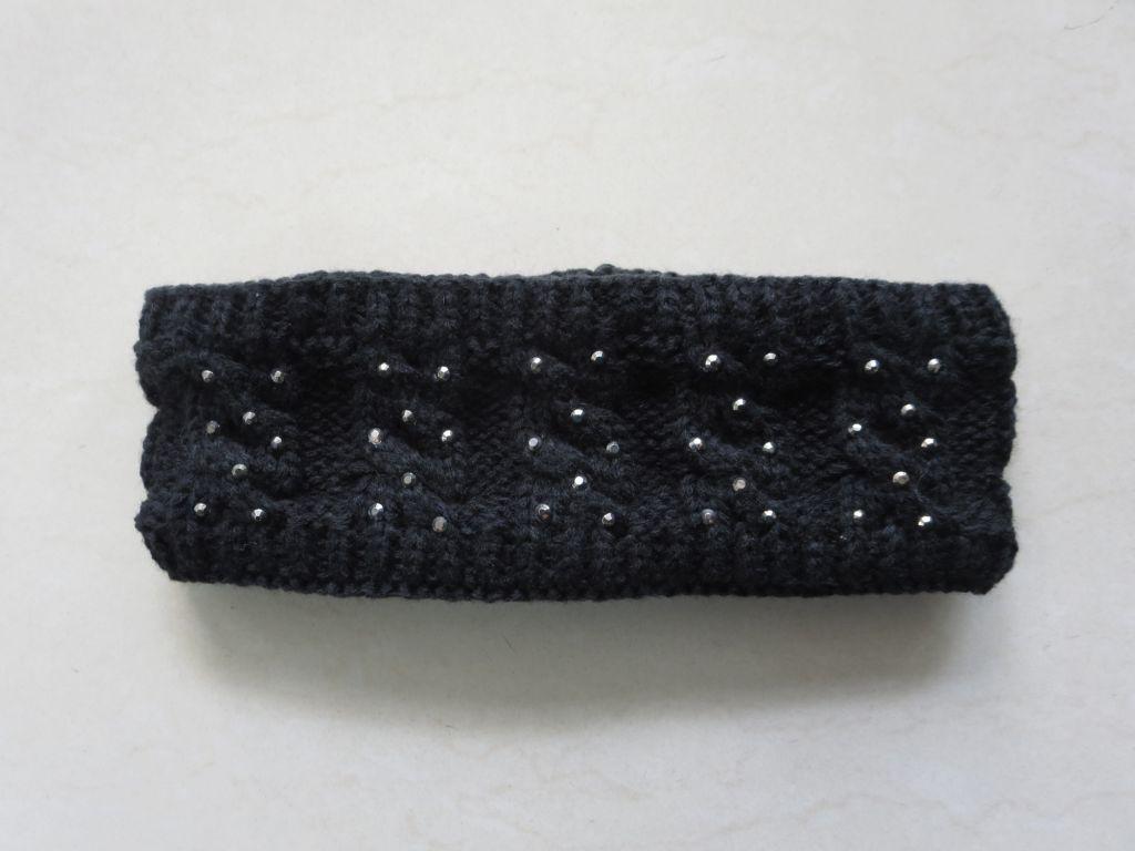 Fashion headband with diamond