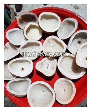 Dry White Coconut