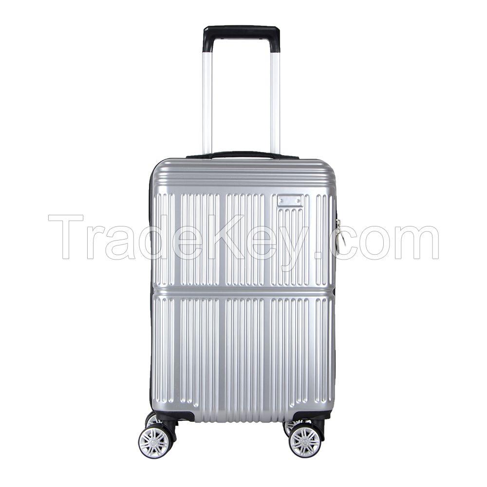 Wholesale 3 Pcs set elegant travel trolley luggage