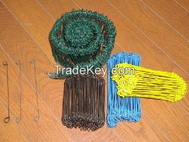 Bar ties wire