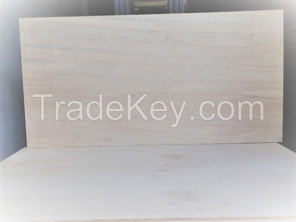 Supply Poplar plywood combi core