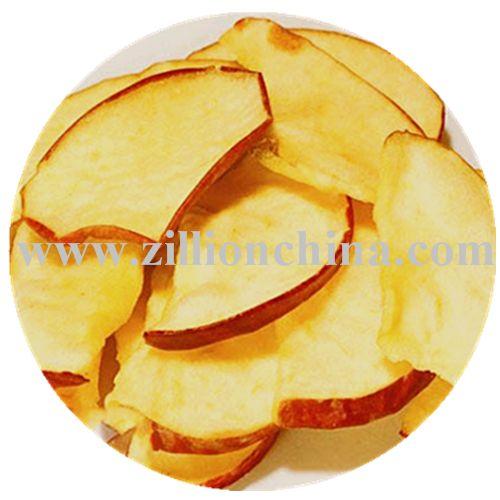 Vacuum Fried Apple Crisps/ Apple Chips