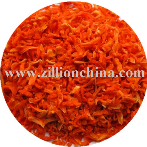 Dehydrated Carrot Flakes /Slices /Granules /Powder