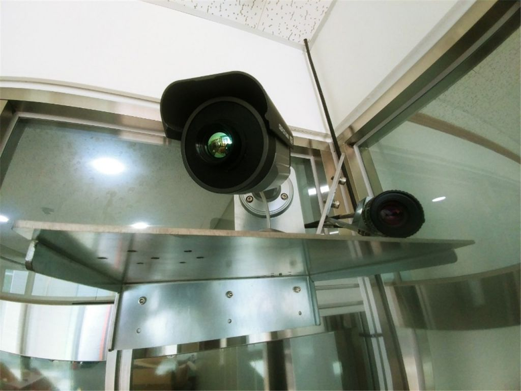 Temperature detect thermal camera 50 degree / Lens / Temperature Detect, Surveillance camera, video