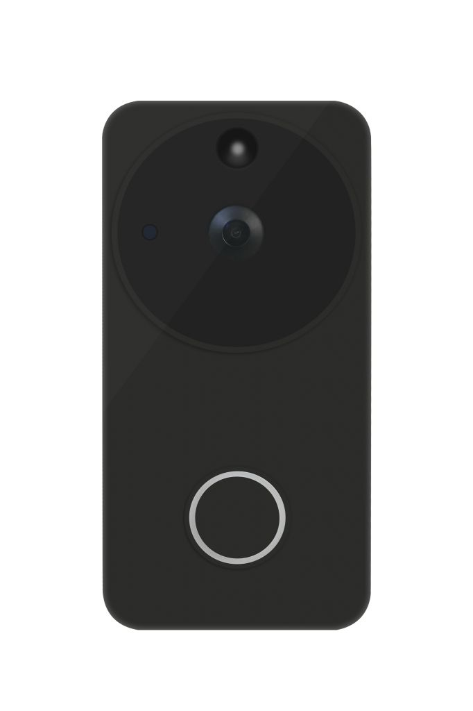 Smart Wi-Fi Doorbell Camera with Night Vision Two Way Talk