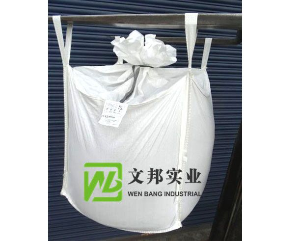 FIBC big bag 95x95x95cm for salt