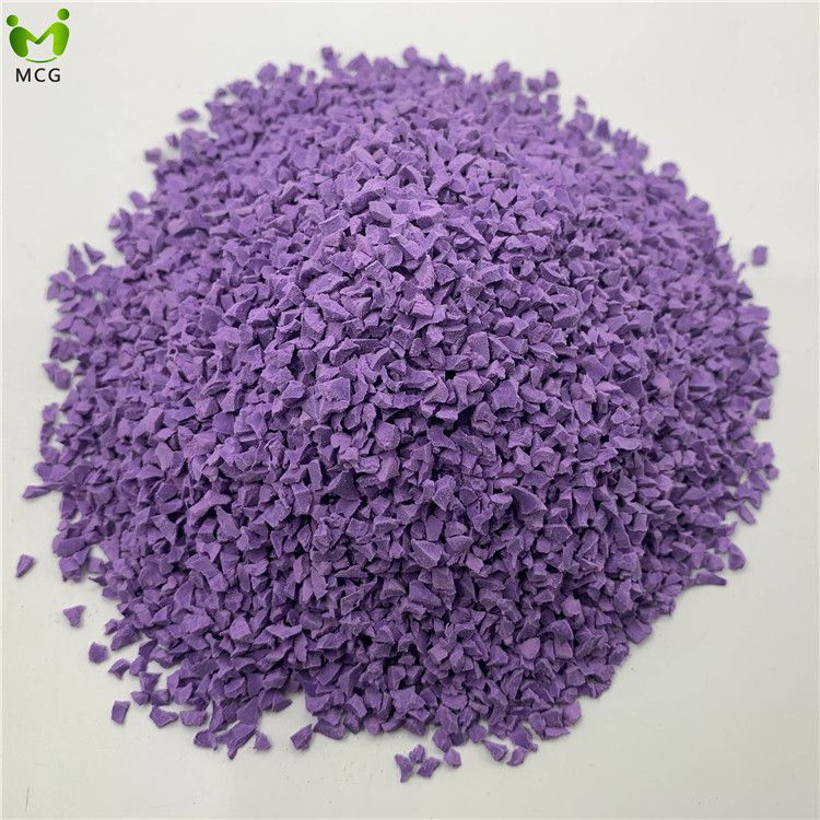 Cheap EPDM rubber granules colorful granule used in outdoor playground
